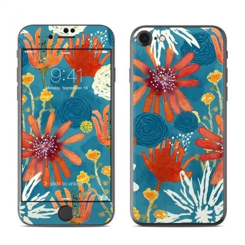 Sunbaked Blooms iPhone 7 Skin