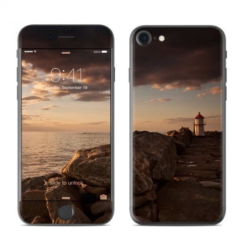 Sunset Beacon iPhone 7 Skin