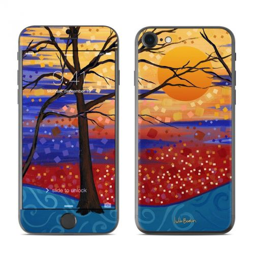 Sunset Moon iPhone 7 Skin