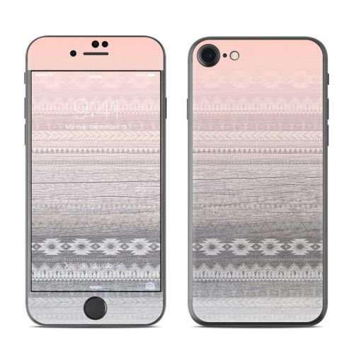 Sunset Valley iPhone 7 Skin