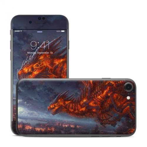 Terror of the Night iPhone 7 Skin