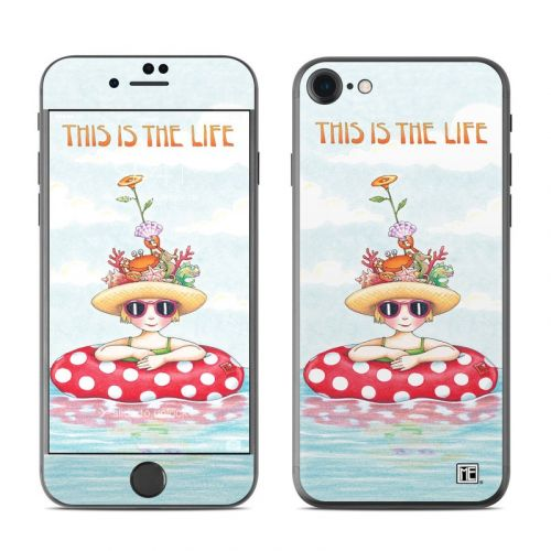 This Is The Life iPhone 7 Skin