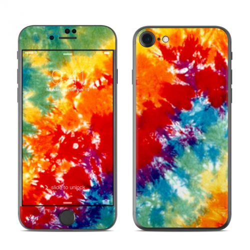 Tie Dyed iPhone 7 Skin