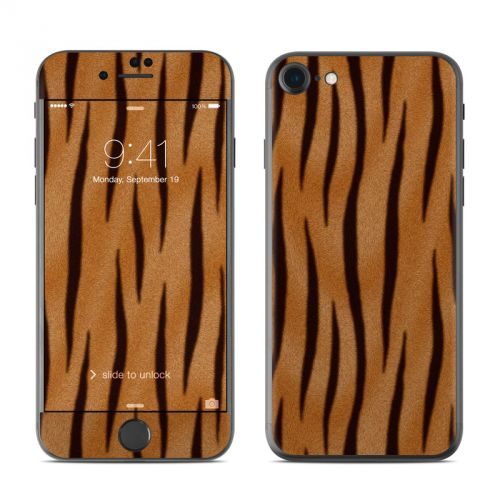 Tiger Stripes iPhone 7 Skin
