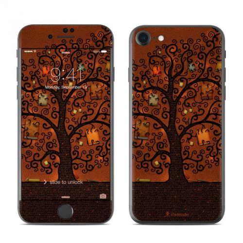 Tree Of Books iPhone 7 Skin