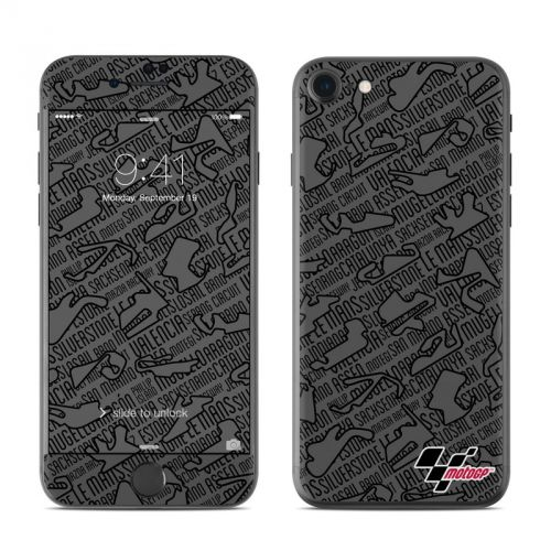 Tracked iPhone 7 Skin