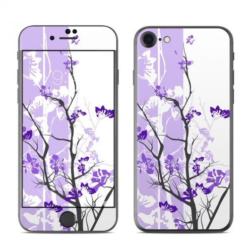 Violet Tranquility iPhone 7 Skin
