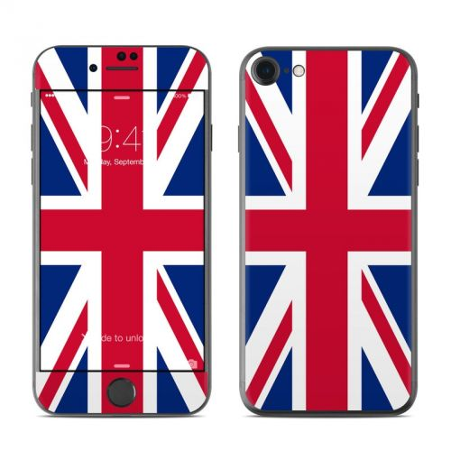 Union Jack iPhone 7 Skin