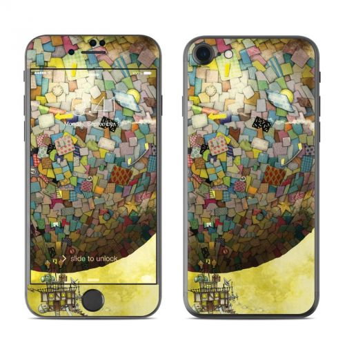 Up Up and Away iPhone 7 Skin