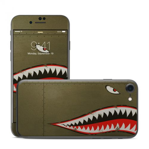 USAF Shark iPhone 7 Skin