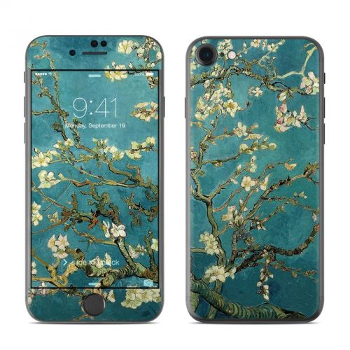 Blossoming Almond Tree iPhone 7 Skin