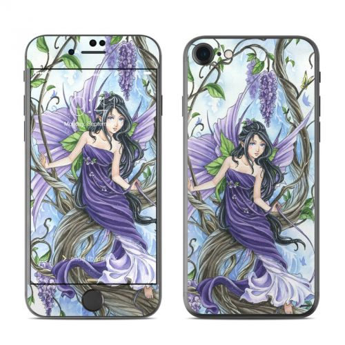 Wisteria iPhone 7 Skin