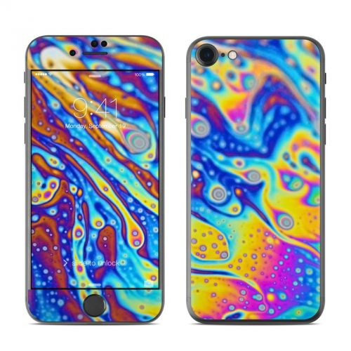 World of Soap iPhone 7 Skin
