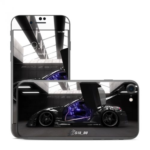 Z33 Dark iPhone 7 Skin