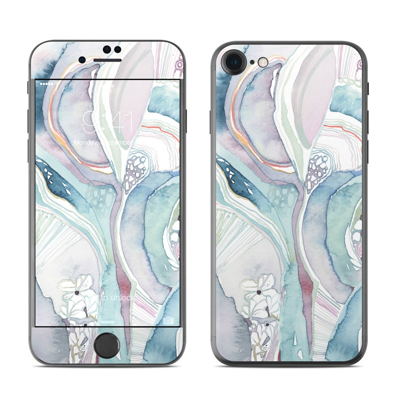 Abstract Organic iPhone 7 Skin