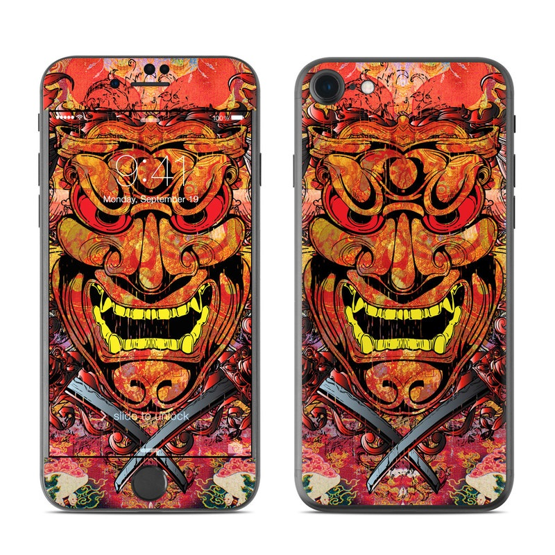 Asian Crest iPhone 7 Skin