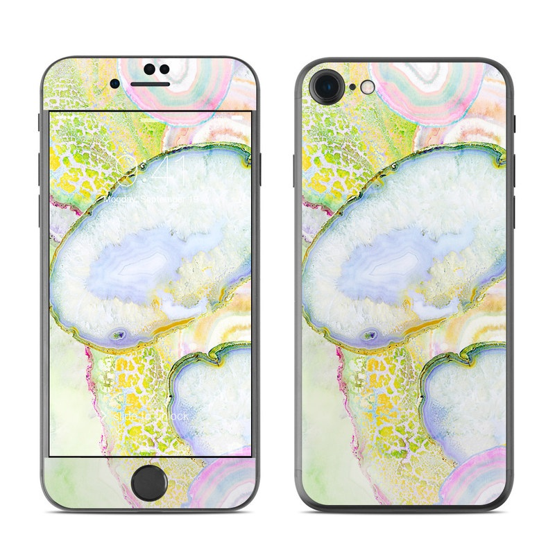 Agate Dreams iPhone 7 Skin