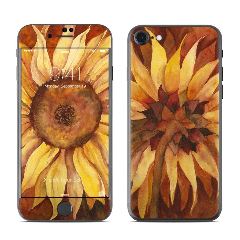 Autumn Beauty iPhone 7 Skin