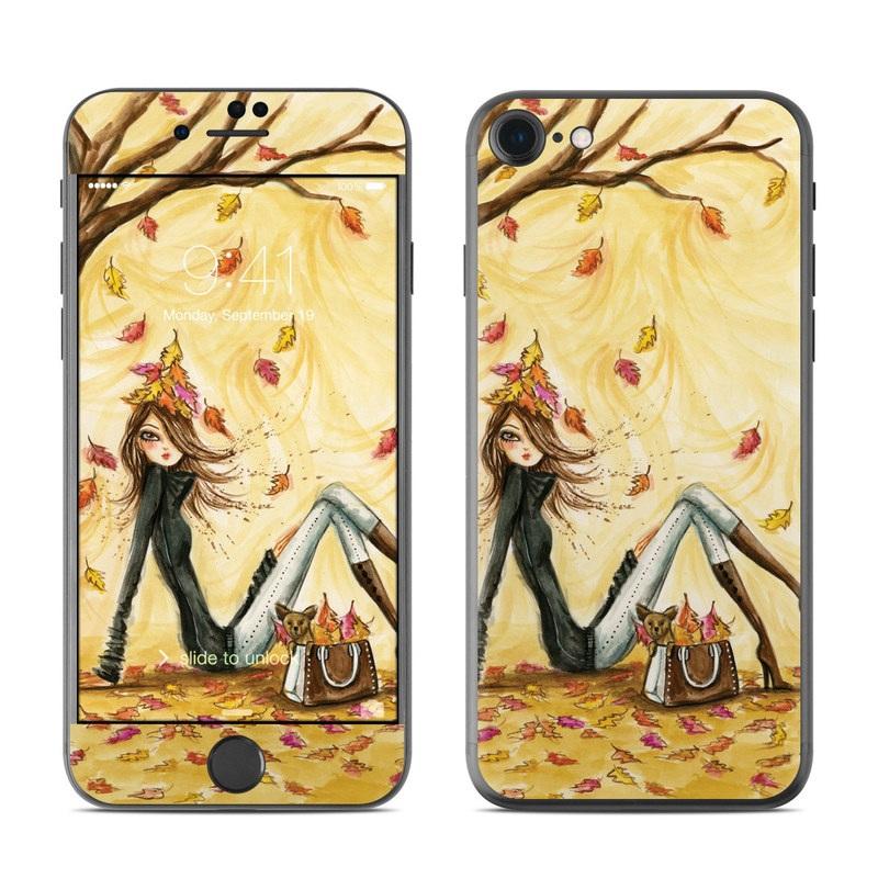 Autumn Leaves iPhone 7 Skin