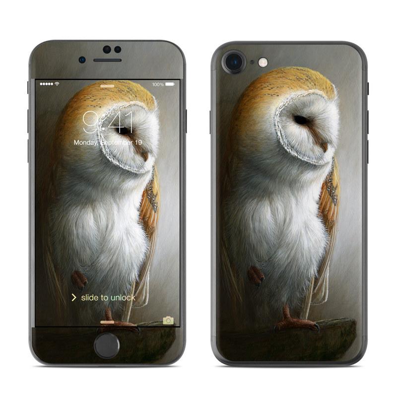 Barn Owl iPhone 7 Skin