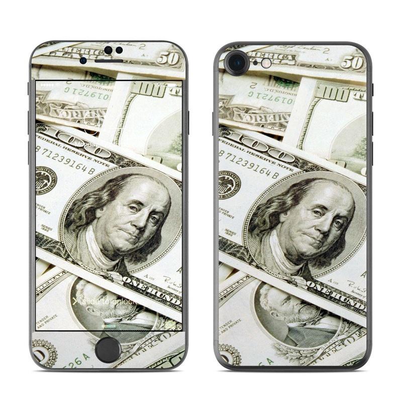 Benjamins iPhone 7 Skin