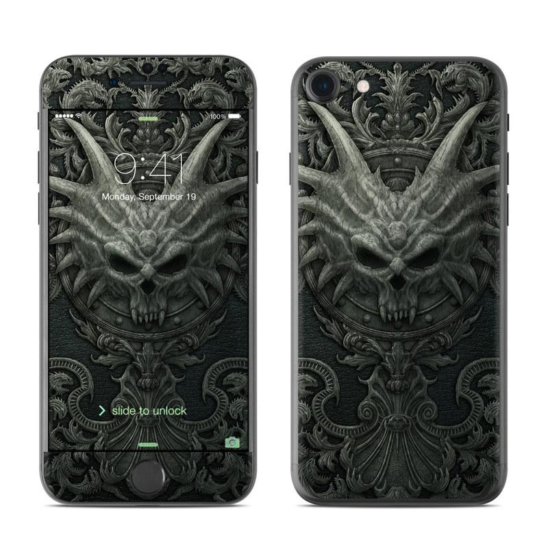 Black Book iPhone 7 Skin