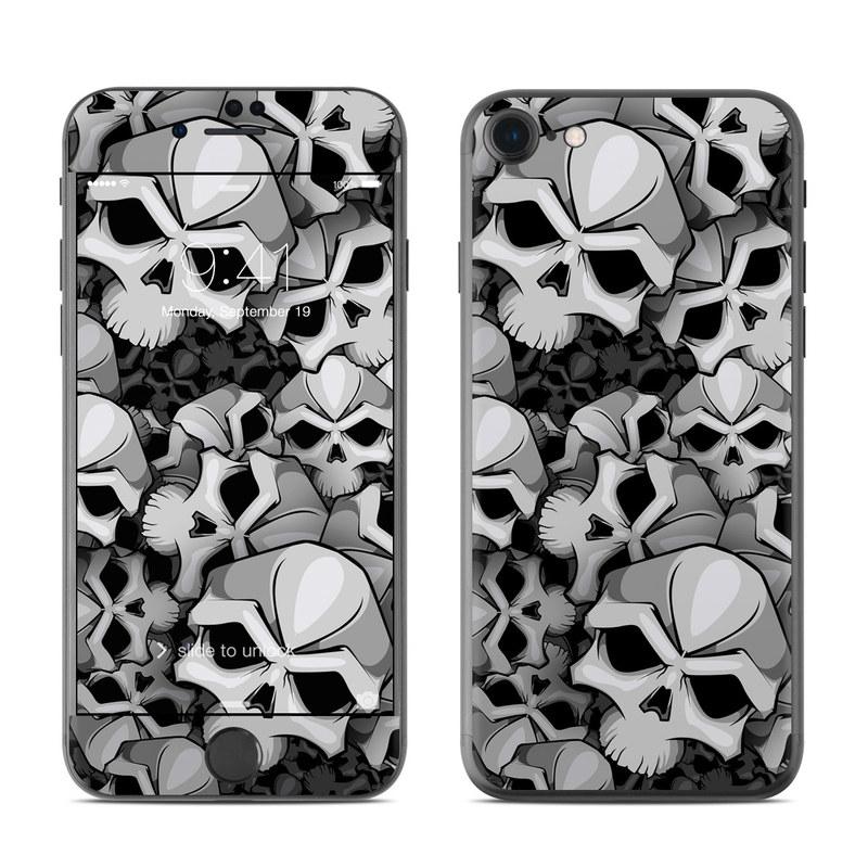Bones iPhone 7 Skin