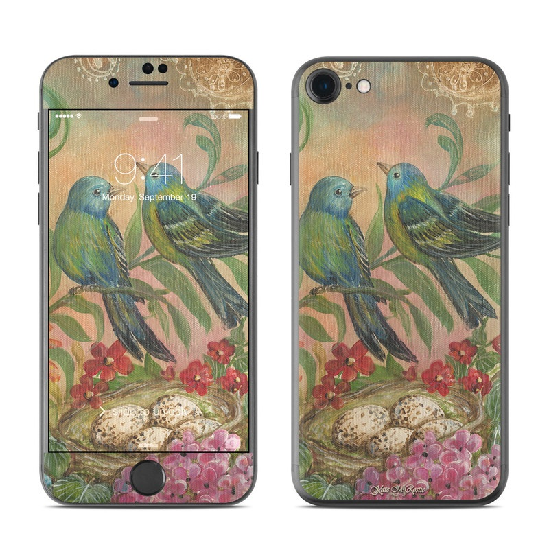 Splendid Botanical iPhone 7 Skin