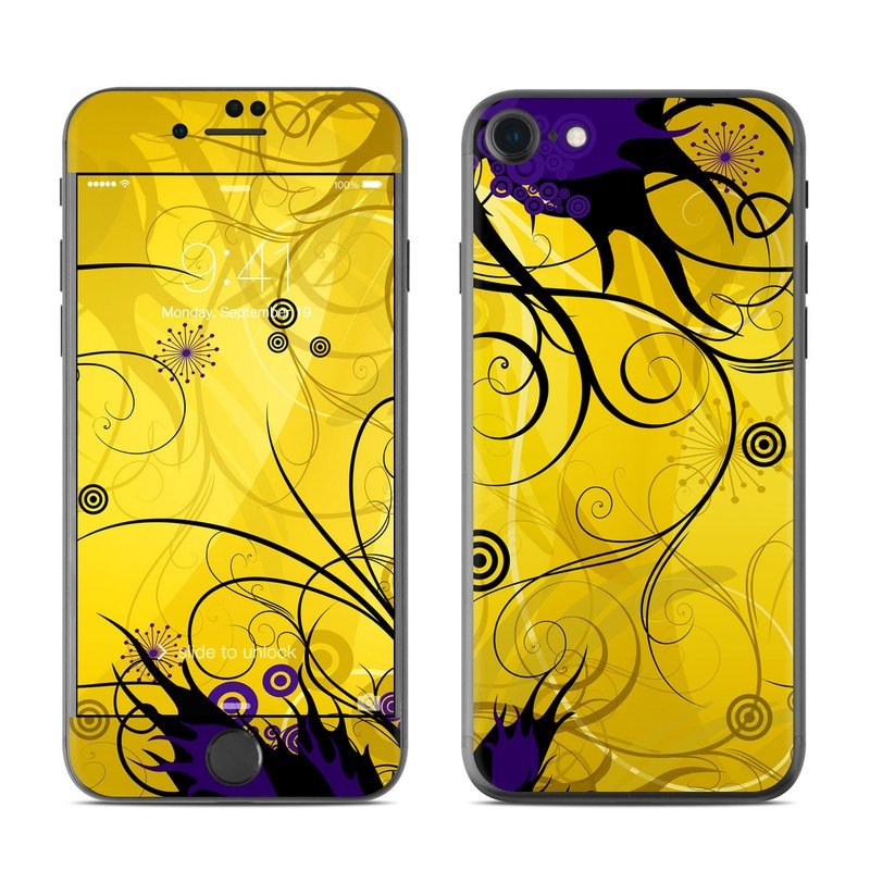 Chaotic Land iPhone 7 Skin