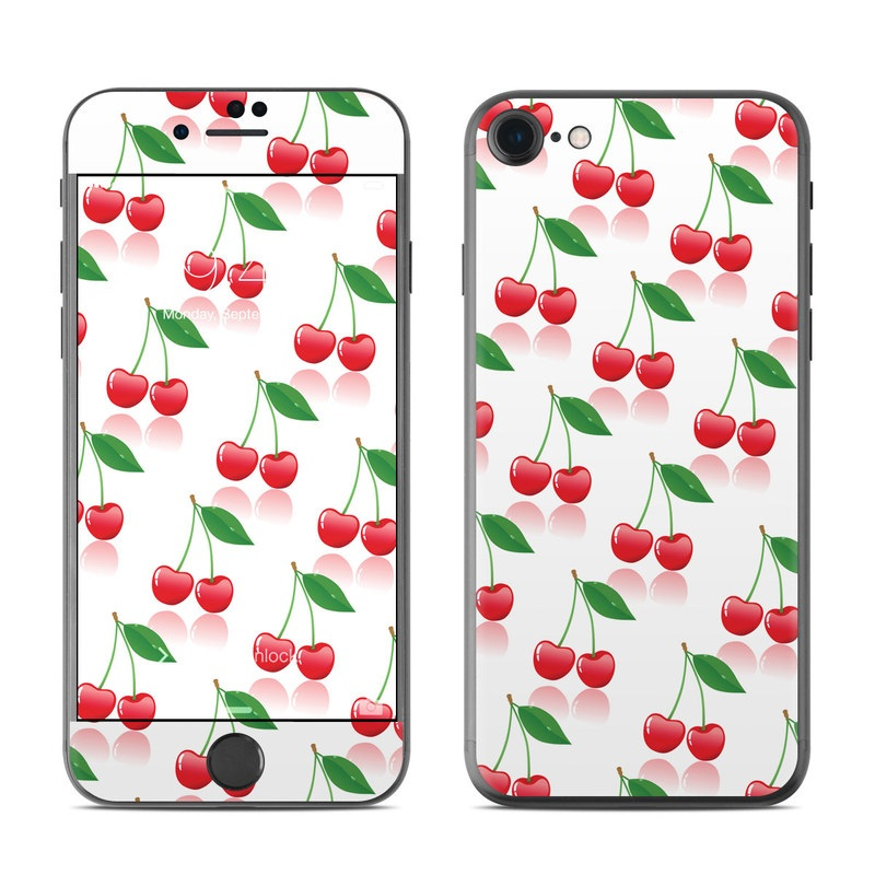 Cherry iPhone 7 Skin