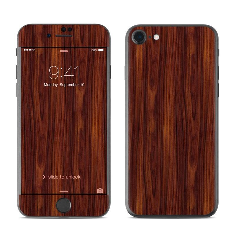 iPhone 7 Skin design of Wood, Red, Brown, Hardwood, Wood flooring, Wood stain, Caramel color, Laminate flooring, Flooring, Varnish with black, red colors