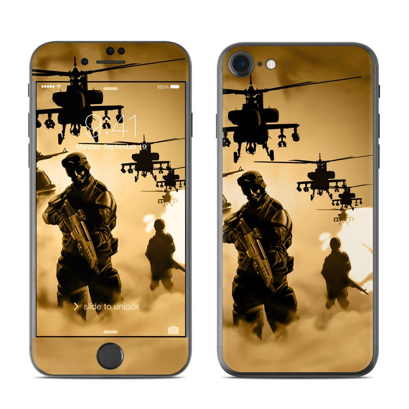 Desert Ops iPhone 7 Skin