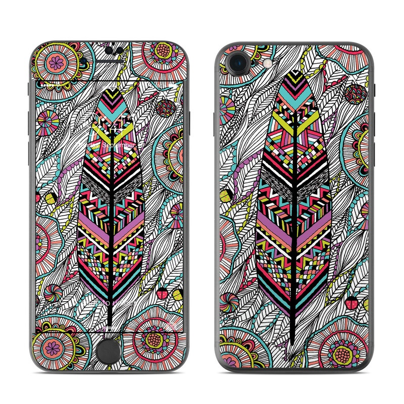 Dream Feather iPhone 7 Skin