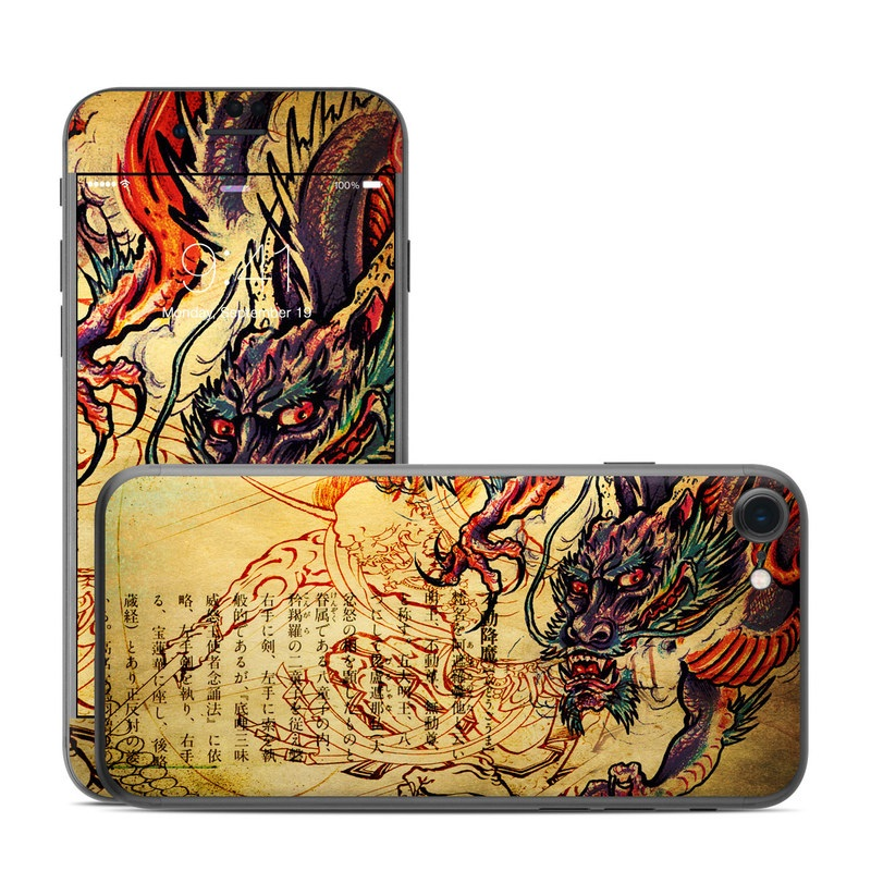 Dragon Legend iPhone 7 Skin