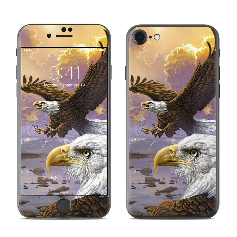 Eagle iPhone 7 Skin