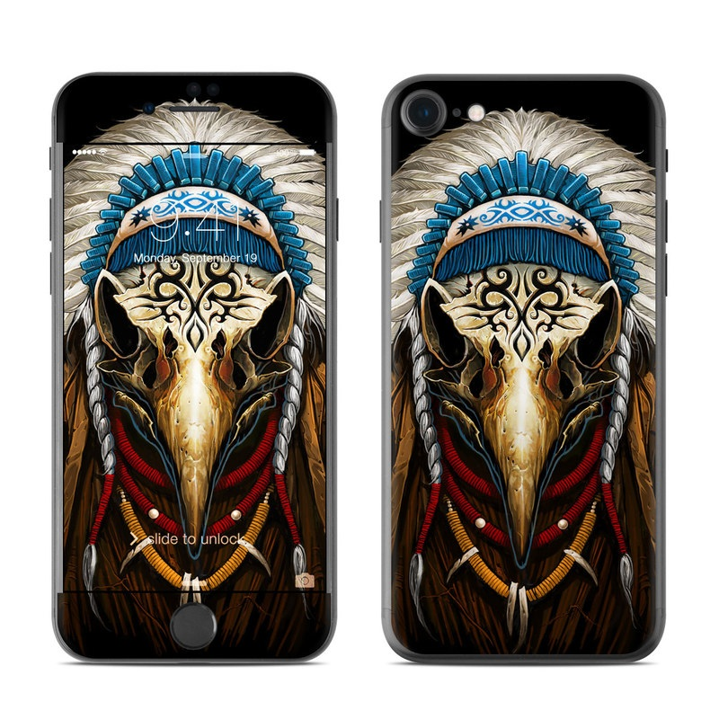 Eagle Skull iPhone 7 Skin