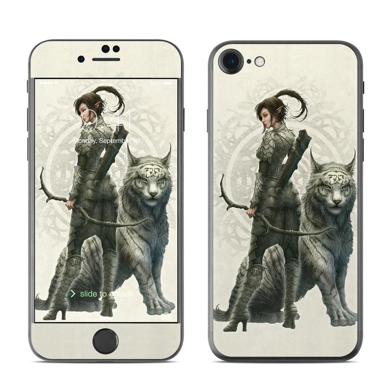 Half Elf Girl iPhone 7 Skin