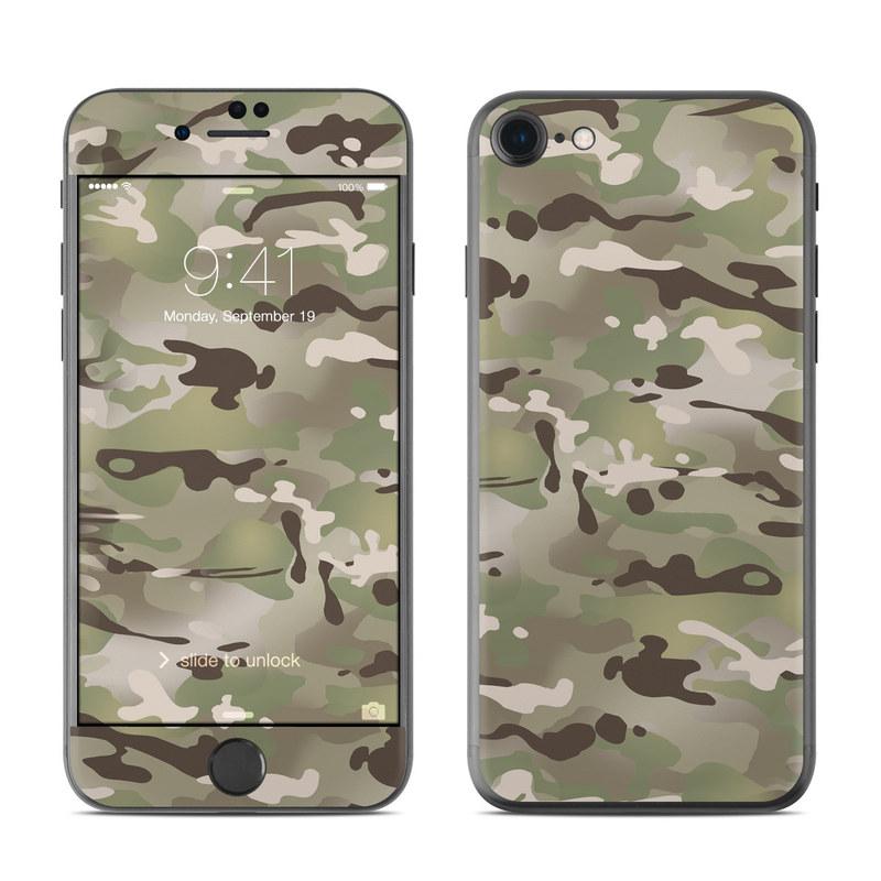 FC Camo iPhone 7 Skin
