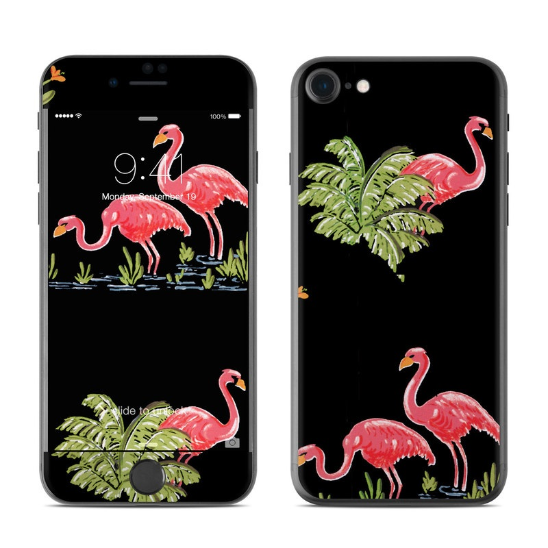 Flamingos iPhone 7 Skin
