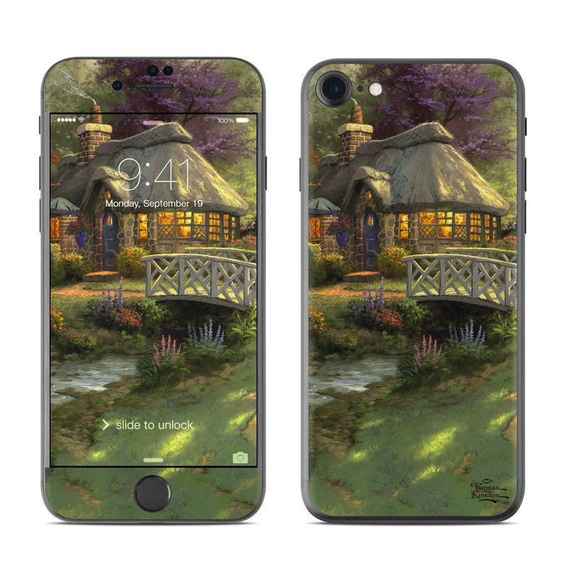 Friendship Cottage iPhone 7 Skin
