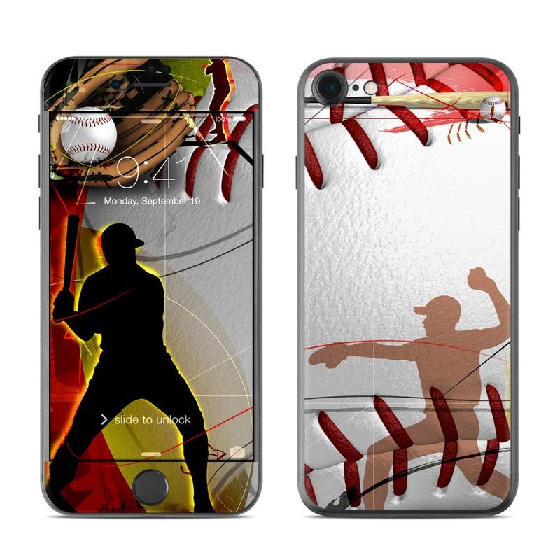 Home Run iPhone 7 Skin