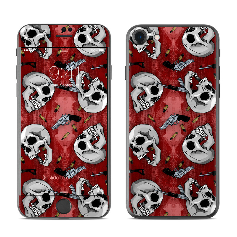 Issues iPhone 7 Skin