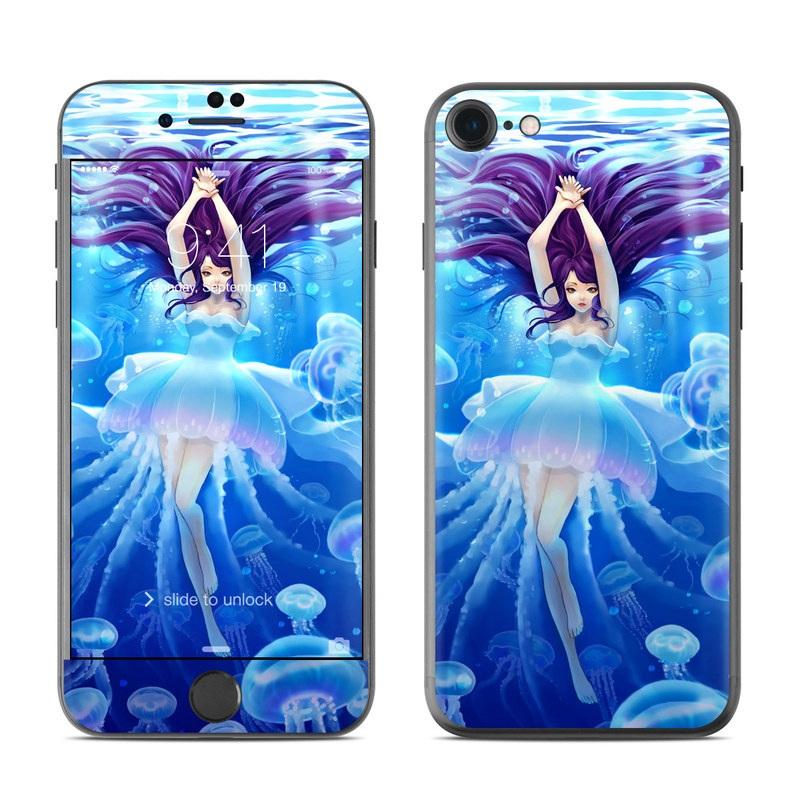 Jelly Girl iPhone 7 Skin