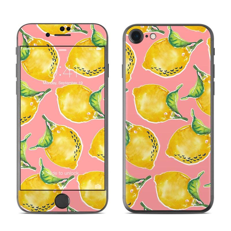 Lemon iPhone 7 Skin