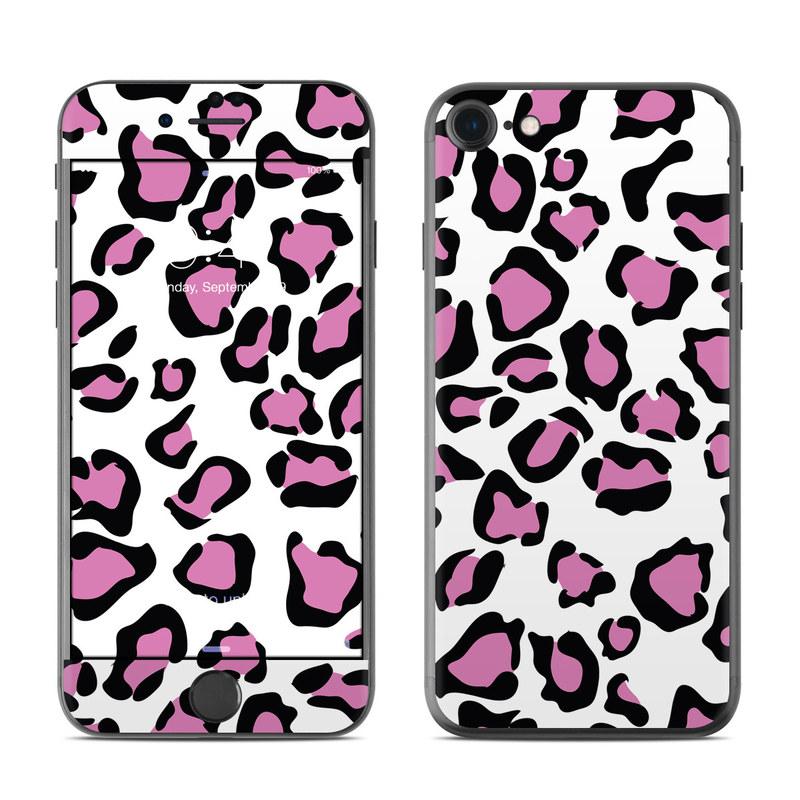 Leopard Love iPhone 7 Skin