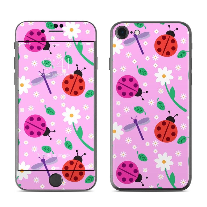 Ladybug Land iPhone 7 Skin