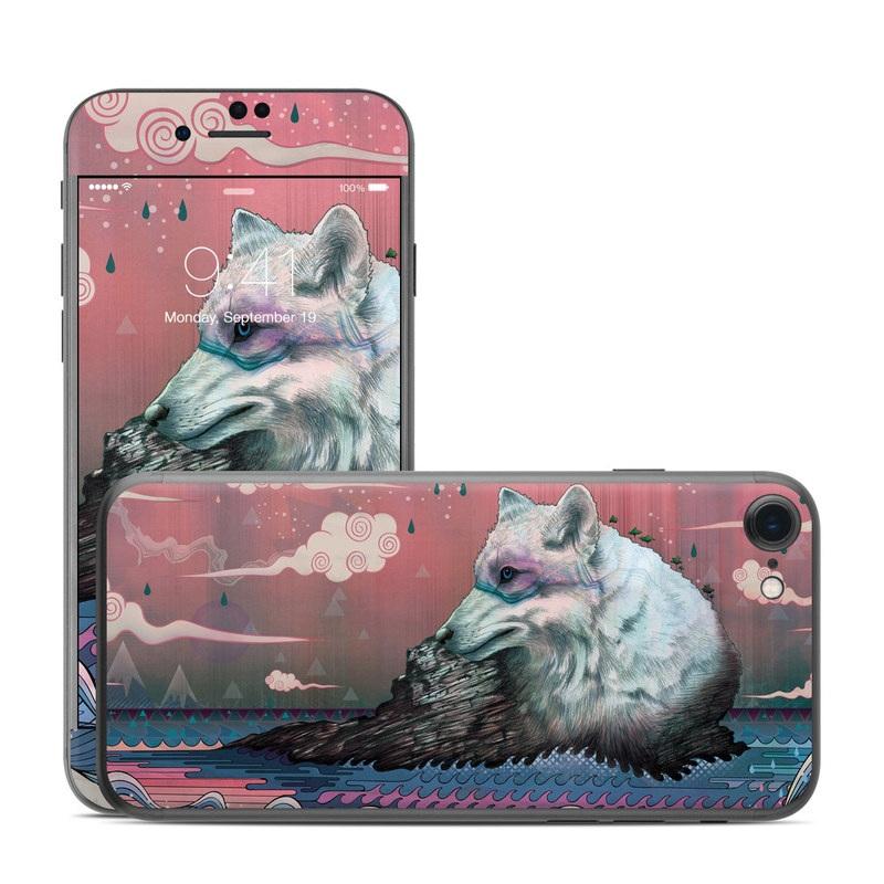 Lone Wolf iPhone 7 Skin