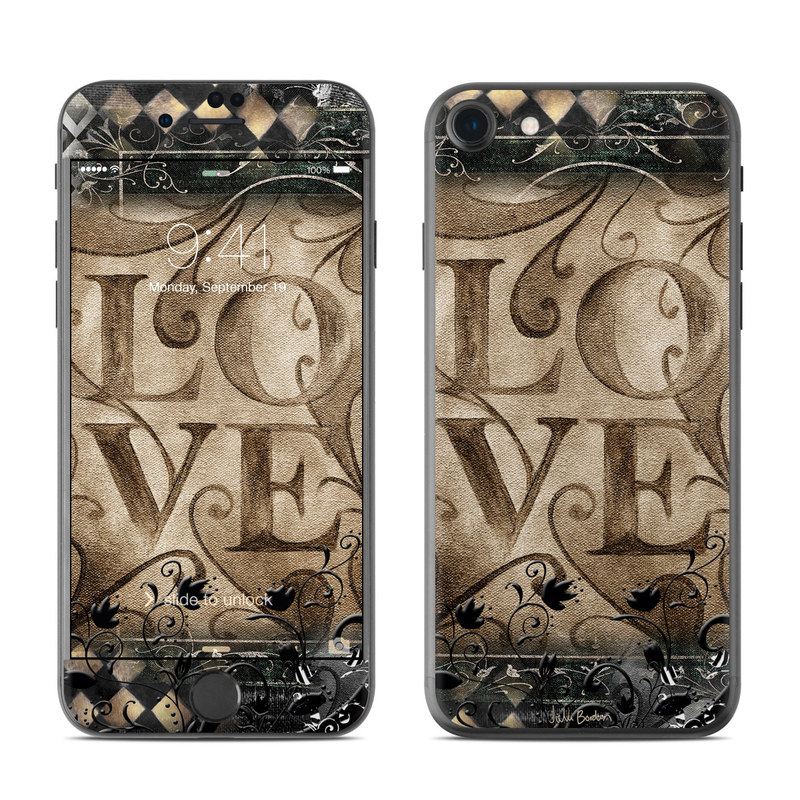 Love's Embrace iPhone 7 Skin