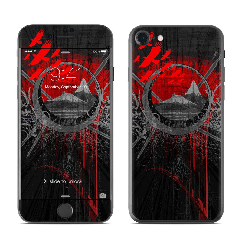 Mount Doom iPhone 7 Skin