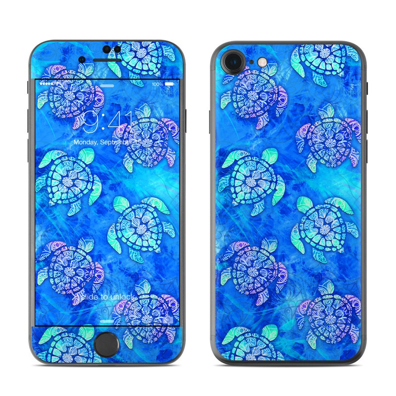Mother Earth iPhone 7 Skin